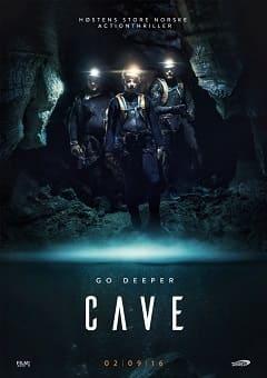 Filme A Caverna - Perigo Subterrâneo    Torrent Download