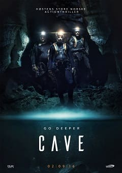 A Caverna - Perigo Subterrâneo Torrent Download