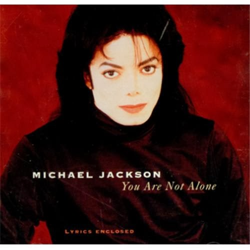 Download + Lirik Michael Jackson – You Are Not Alone