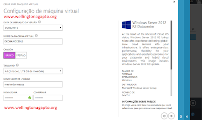 Instalando o Exchange Server 2016 Preview no Microsoft Azure