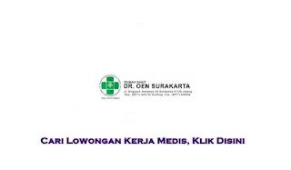 Rumah Sakit dr. Oen Surakarta