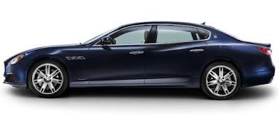 Maserati Quattroporte Exterior Color