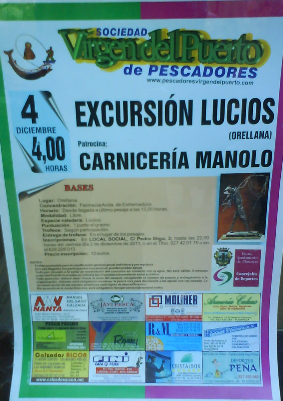 Turismo Plasencia Smartphone Noviembre 2011 # Muebles Sequeira Plasencia