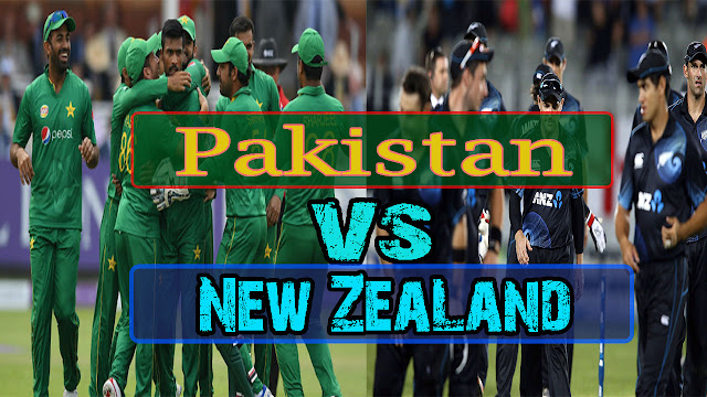 Pakistan tour to New Zealand