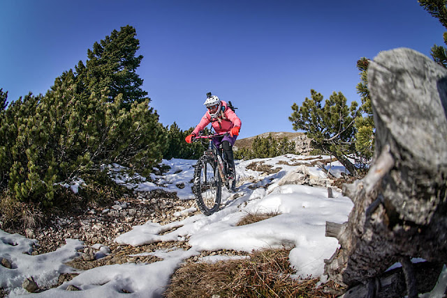 Trail Monte Roen Mountainbike MTB