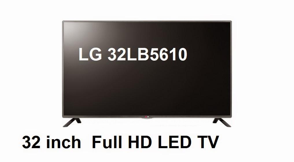 LG 32LB5610 LED TV