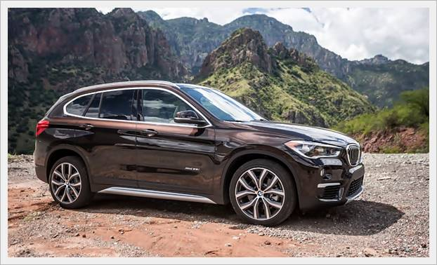 2017 BMW X1 and 2017 BMW 2 Series Gain IIHS Top Security Choose