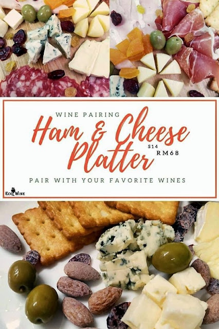 ECO WINE KUCHAI LAMA - Menu - Ham And Cheese Platter