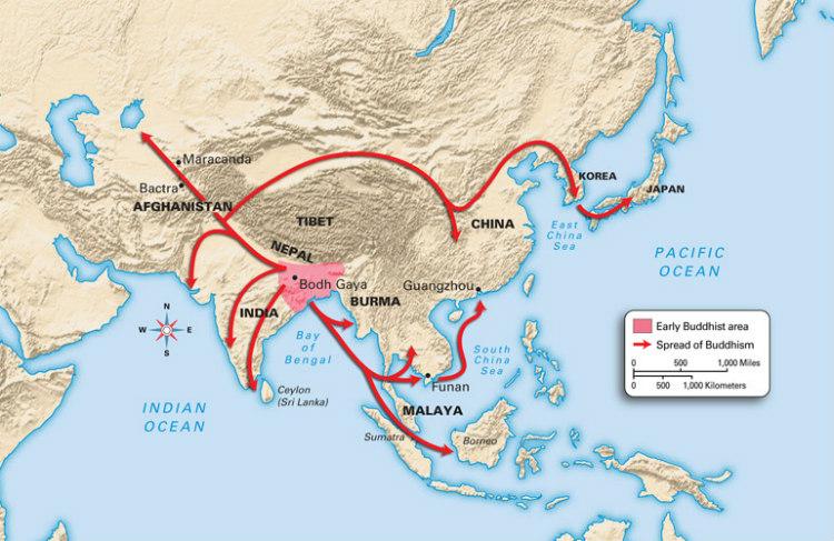 Tình hình đạo giáo nước ta Thời Lê Trung Hưng (thế kỷ XVII – XVIII)