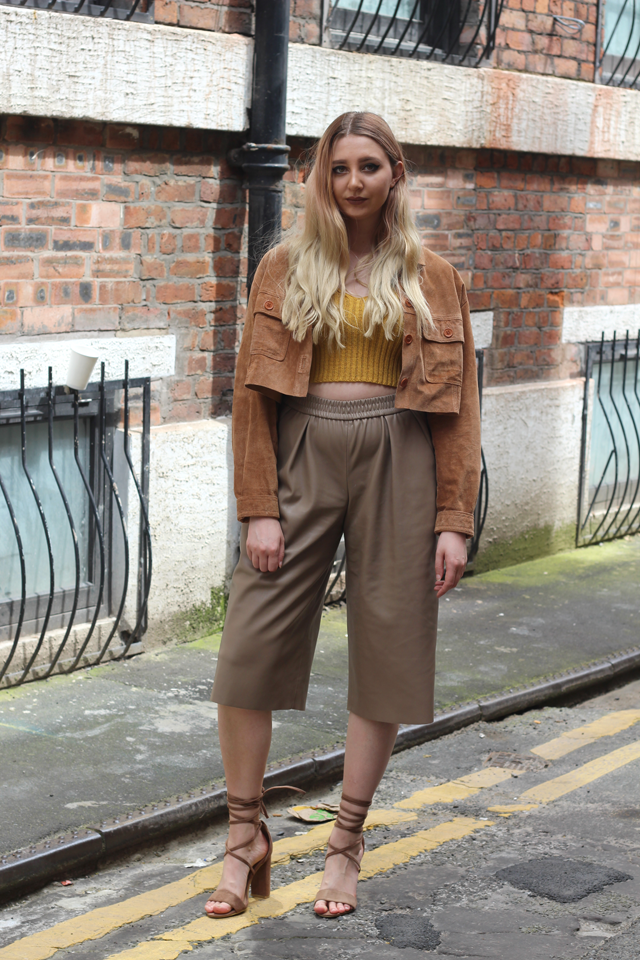 vintage suede jacket topshop blog