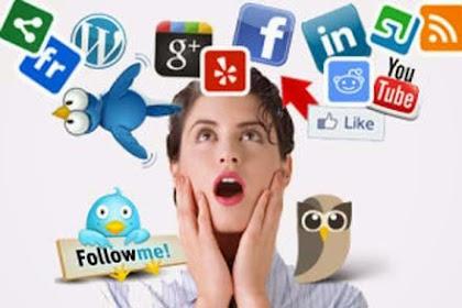 Manfaat Sosial Media Dalam Berbagai Bidang