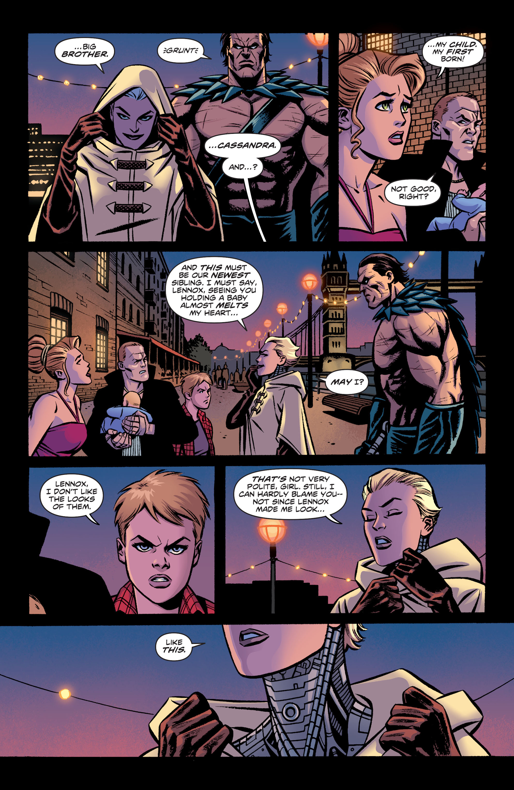 Read online Wonder Woman (2011) comic -  Issue #20 - 20