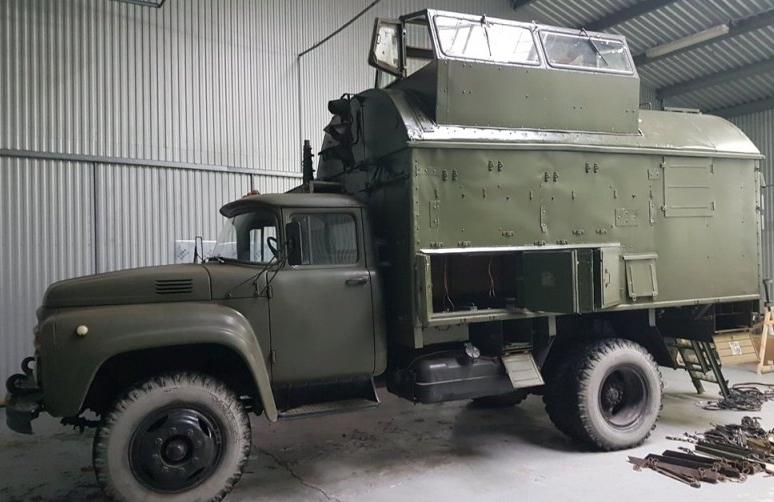 Стартовий командний пункт СКП-11