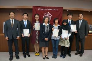 Kyushu University International Friendship Scholarships 2018
