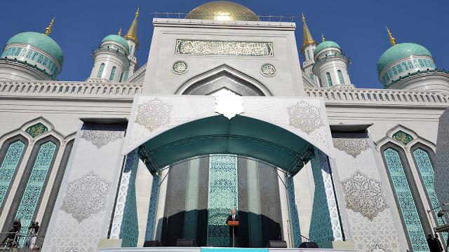 Fakta Muslim di Rusia, Tanah Kelahiran Khabib Nurmagomedov