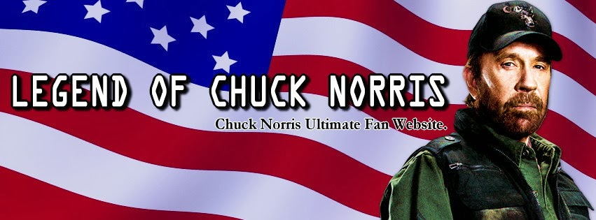 Legend of Chuck Norris - Ultimate Fan Website.