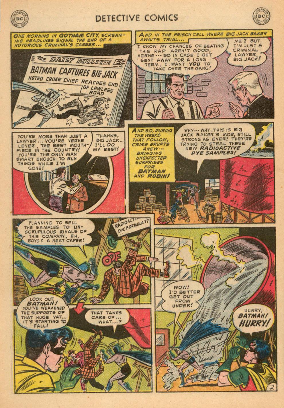 Detective Comics (1937) 199 Page 2