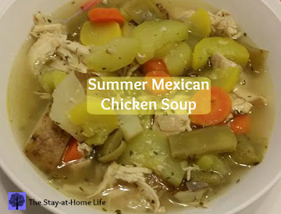 summer, recipe, summer soup, slow cooker, slow cooker soup, mexican soup, mexican recipe
