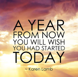 Warih Homestay - A Year From Now You Will Wish You Had Started Today (Karen Lamb)