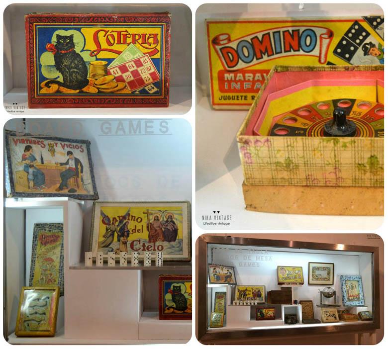 Exposicion De Juguetes Antiguos Nika Vintage