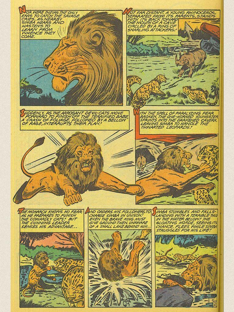 Lioncorn Simba vs Kimba vs Simba