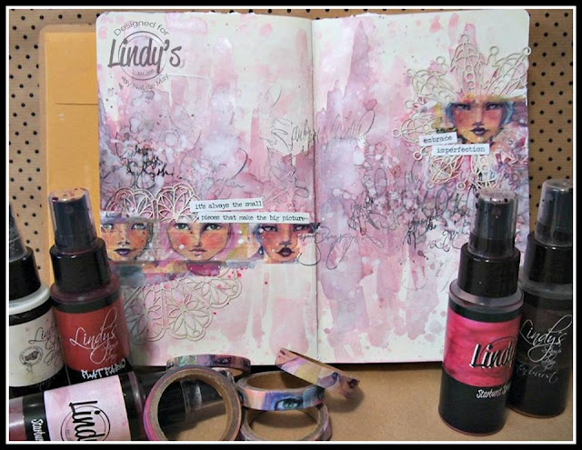 Soft and Pretty Art Journaling