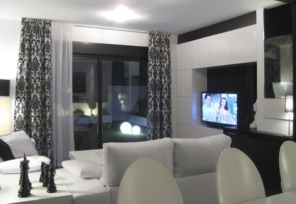 Marzua una casa de revista for Casa blanca muebles y decoracion