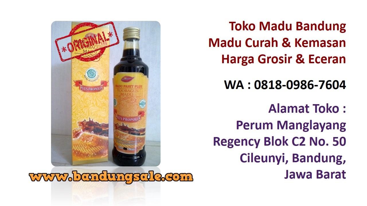 Tengkulak Madu Murni Hutan Bandung Murah Wa 081809867604 Asli Harga Yg Seperti Apa