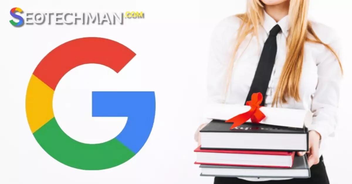 Google Membuka Pendaftaran untuk Kursus Sertifikasi Karir