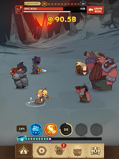 Game Almost a Hero V1.0.9 MOD Apk ( Unlimited Money )