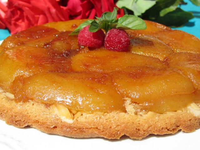 La Juani de Ana Sevilla tres tartas de manzana especiales