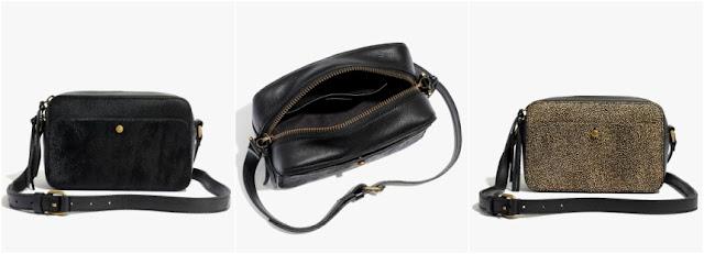 Madewell Manchester Crossbody Bag $65 (reg $128)