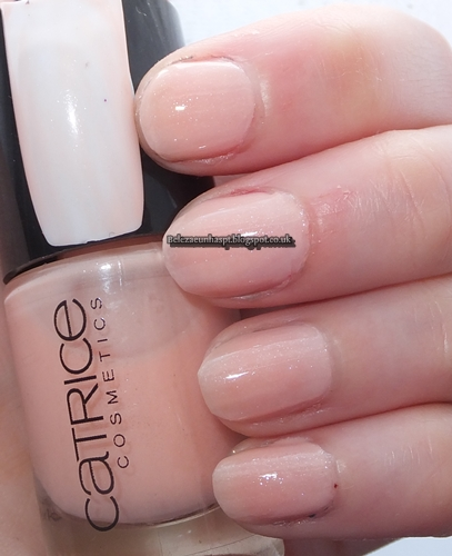 Catrice Rosy One More Time