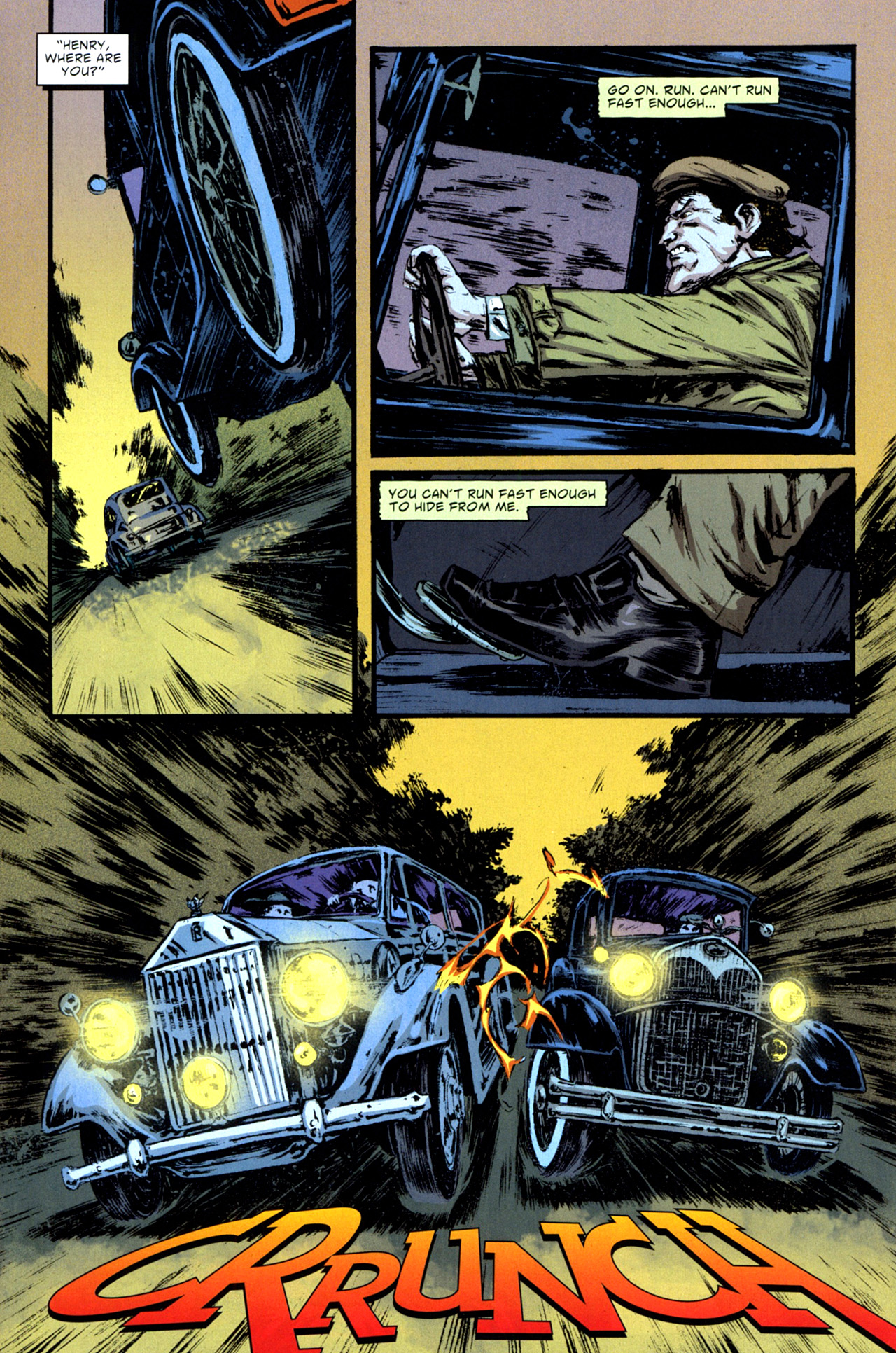 American Vampire issue 11 - Page 5