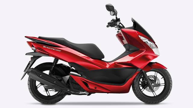 Honda pcx 125 india