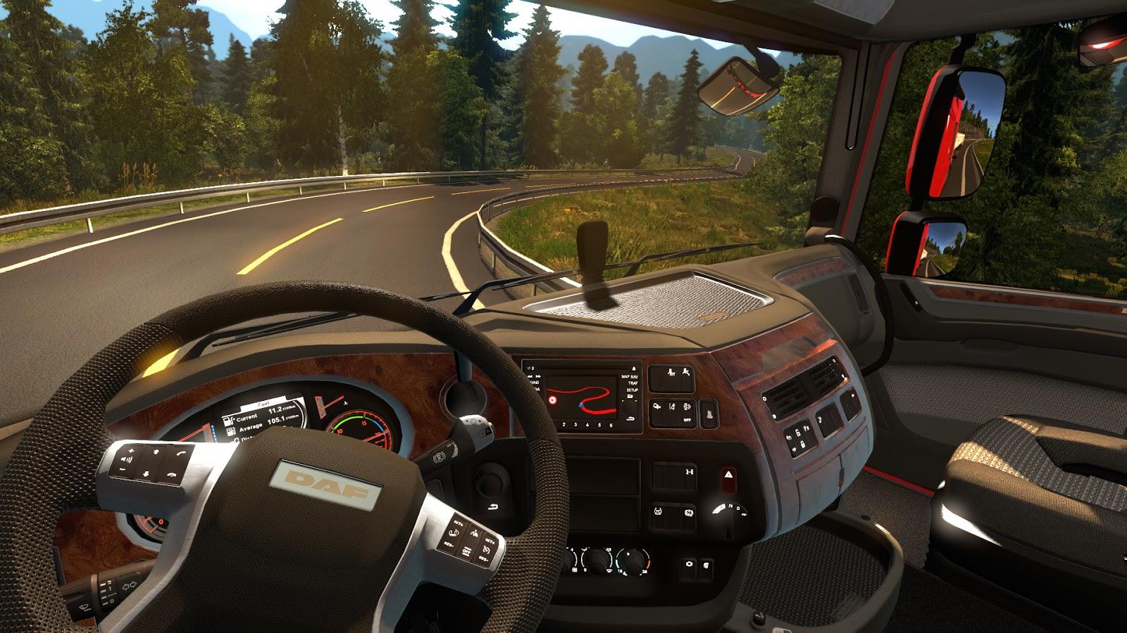 euro truck simulator 2 download free full version