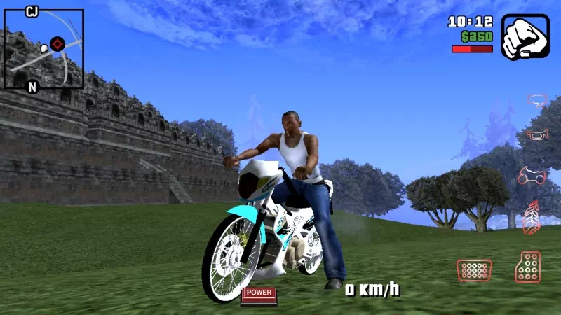 Download Mod Motor Scoopy Thailook Gta Sa Android from
