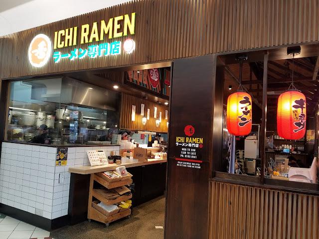 Ichi Ramen, Box Hill