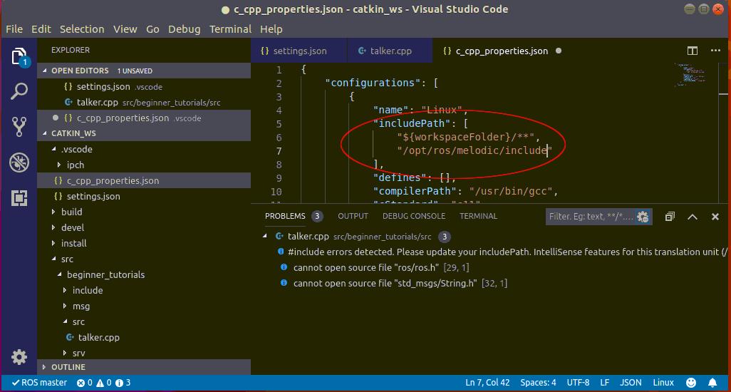 Vscode c++ include path |🐈 c++  2019-08-19