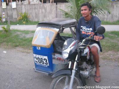 Tricycle Tour Baler