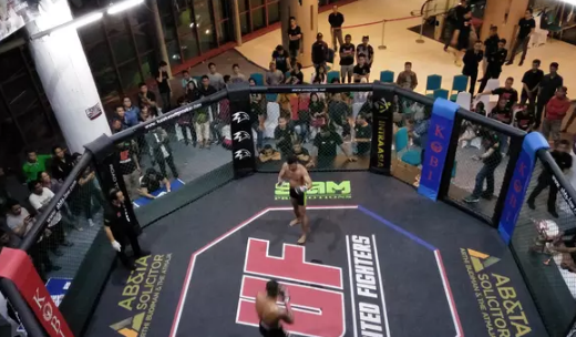 KOBI Seleksi Bakat Petarung MMA di United Fighters
