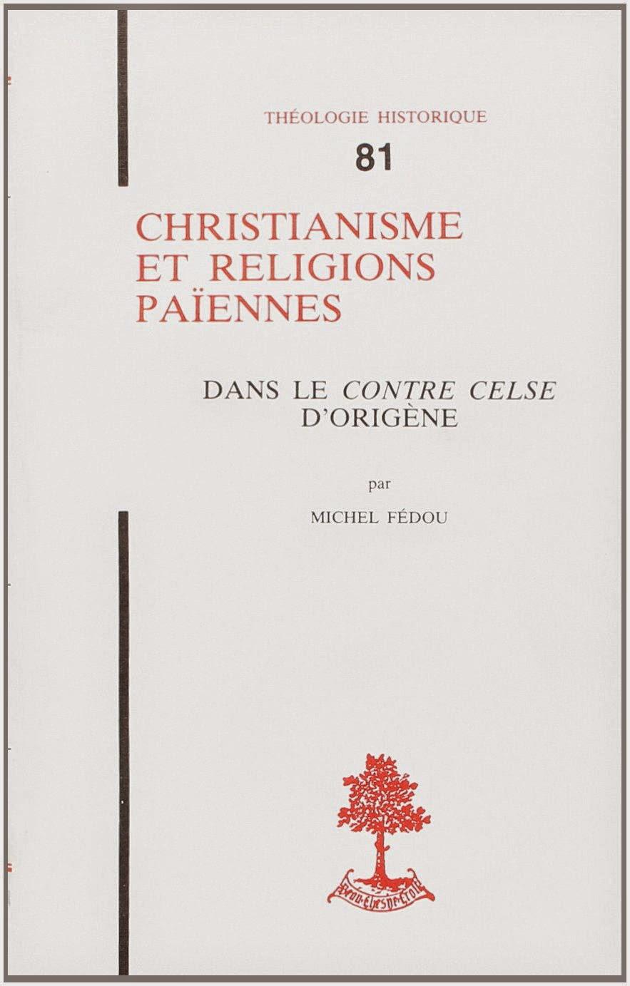 Origène éditions Beauchesne