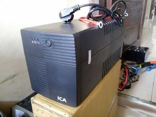 Darmatek Jual UPS ICA CP-1300 Kapasitas 1300VA
