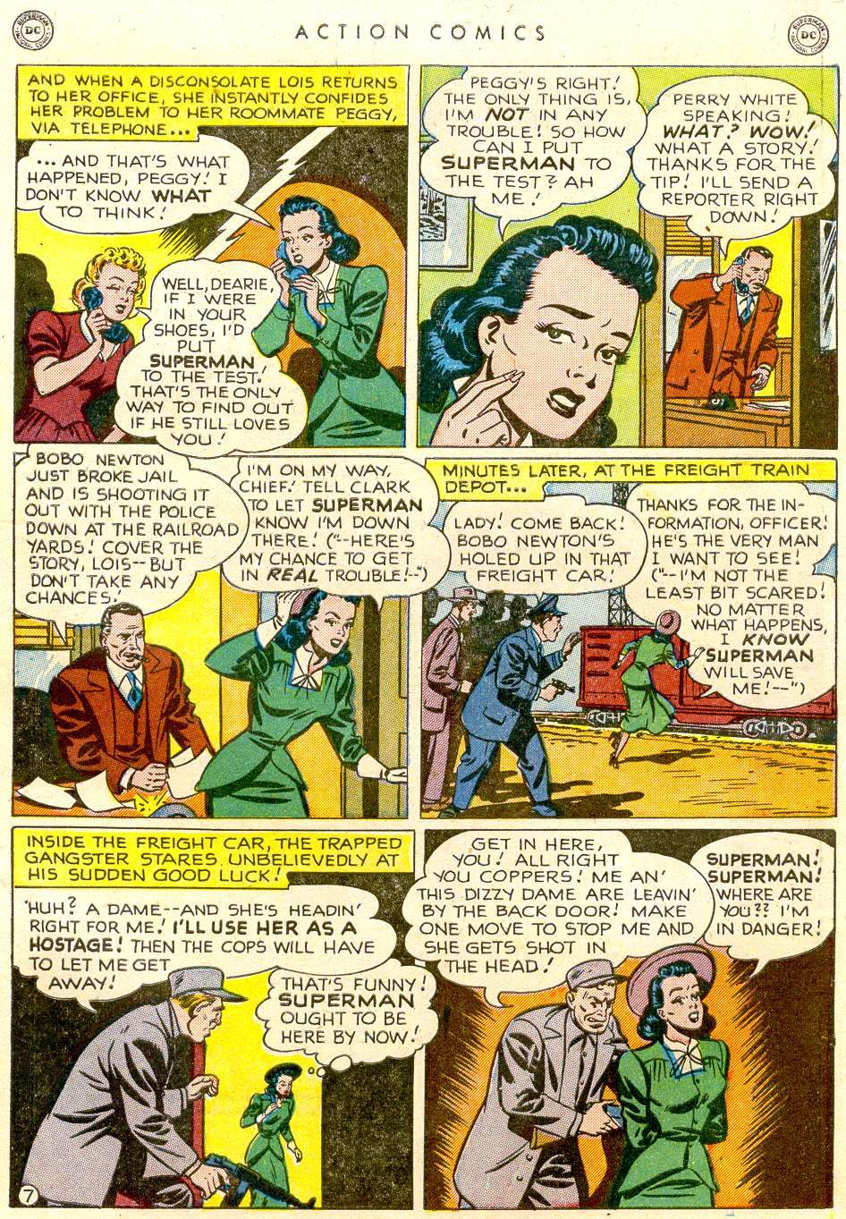 Action Comics (1938) 143 Page 7