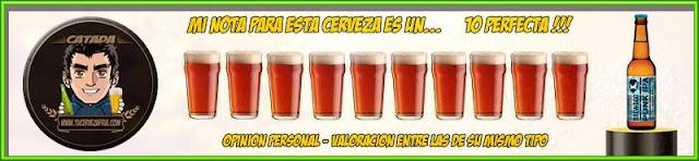 Valoración Cerveza BREWDOG Punk Ipa