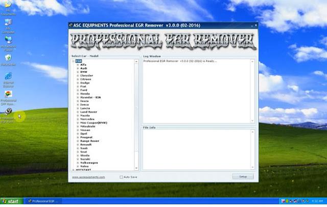 Run-egr-software