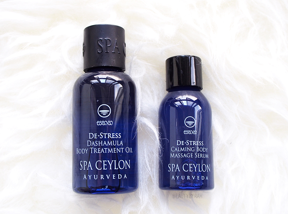 Spa Ceylon Ayurveda De-Stress Range Review
