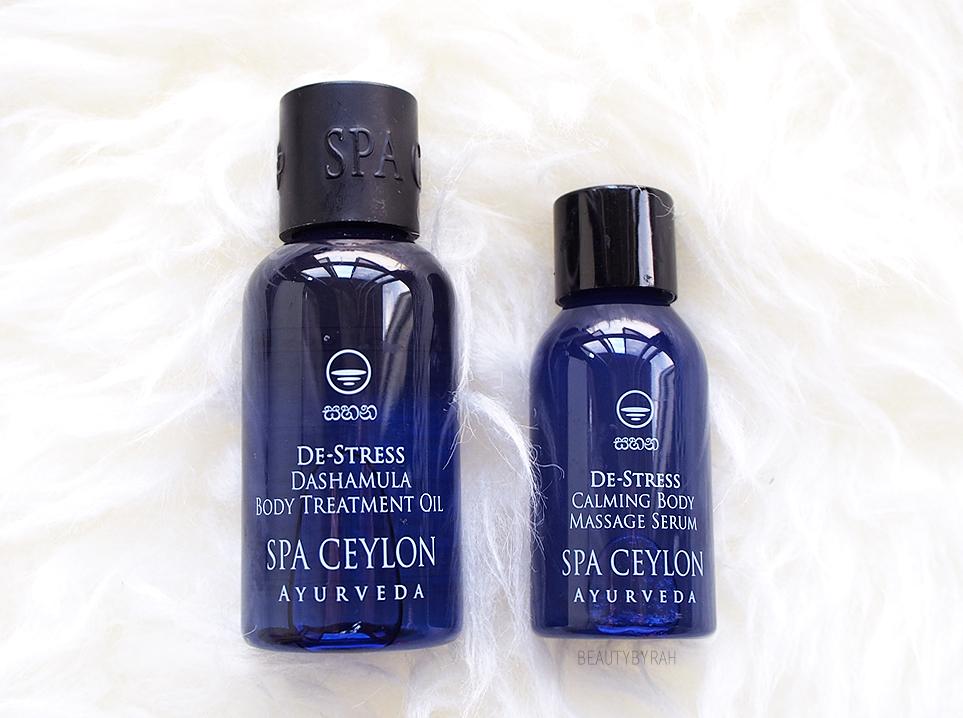 Spa Ceylon Ayurveda De-Stress Range Review