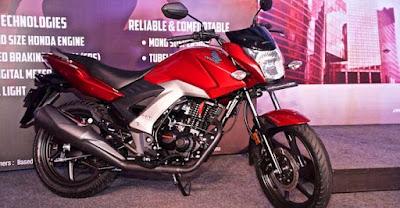 2017 Honda CB Unicorn 160 hd image