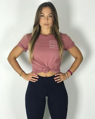 Nicole Mejia is stunning